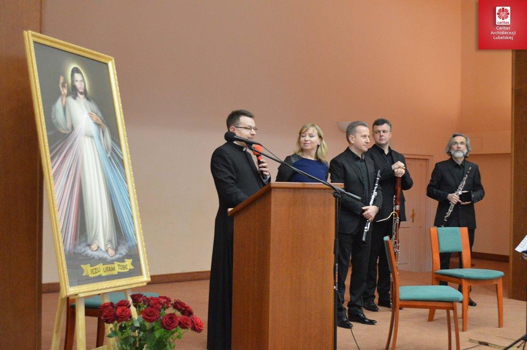 Lublin. Koncert na zakończenie Tygodnia Miłosierdzia 7